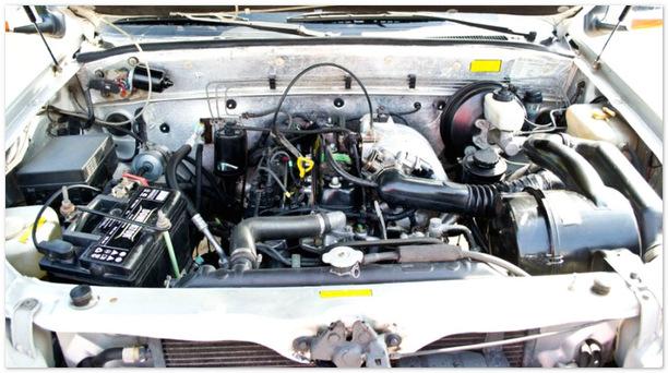 двигатель Dadi Shuttle