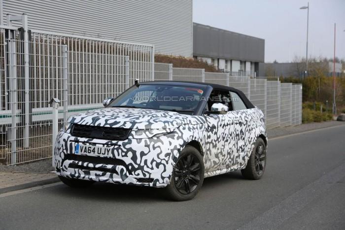 2016 Range Rover Evoque Cabrio