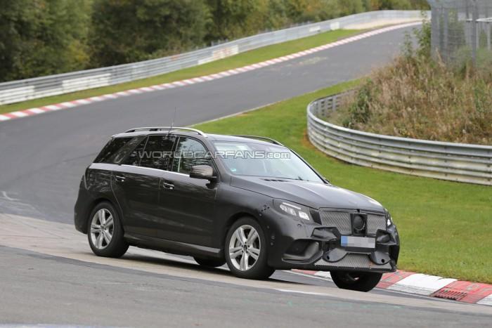 2016 Mercedes-Benz GLE