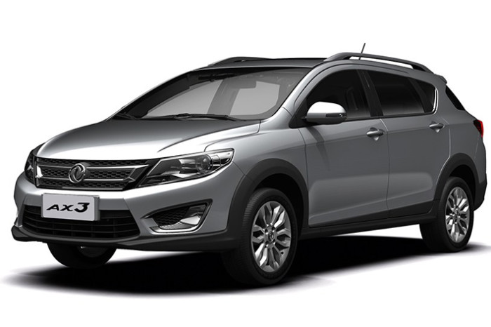 2015 Dongfeng Fengshen AX3