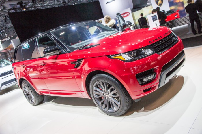 2016  Range Rover Sport HST Limited Edition