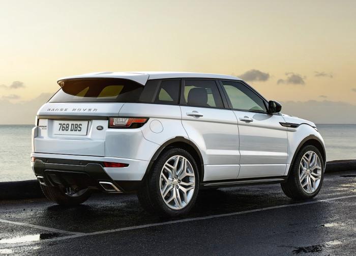 Autobiography Range Rover Evoque