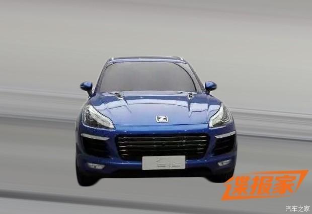 Zotye T700