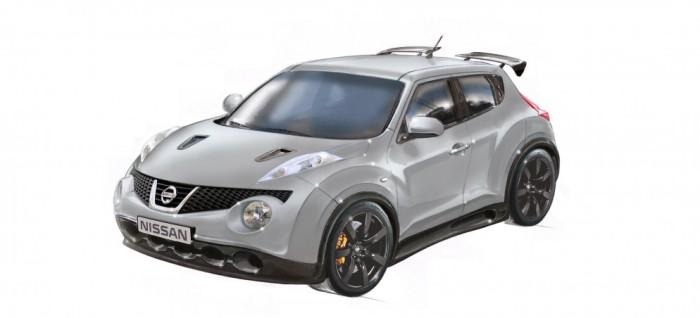 Nissan Juke-R Nismo