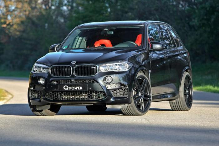 BMW X5 M от G-Power