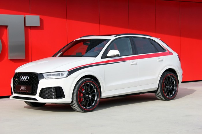 ABT улучшила кроссовер Audi RS Q3