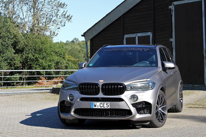 BMW X5 Manhart Performance