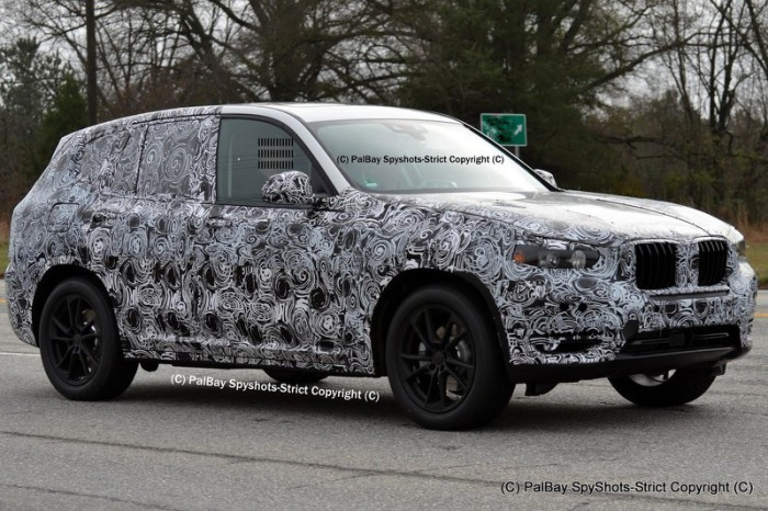 2017-bmw-x3-m40i-spy-photo (5)