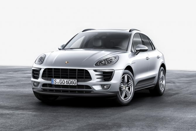 Porsche создал для рынка РФ бюджетную версию SUV Macan