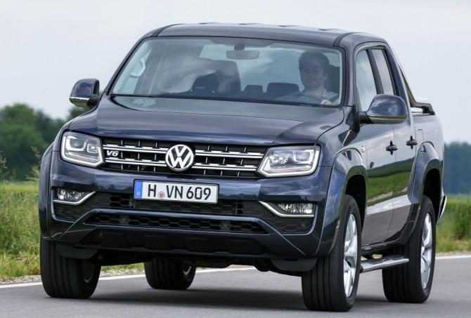 Сколько стоит VW Amarok?
